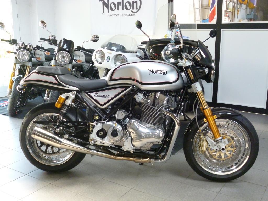 Baert classic votre sp cialiste en moto classic sur verviers norton commando 961 news - Garage occasion belgique ...